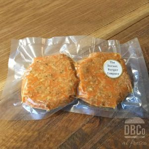 Twin Pack of Veggie Burgers