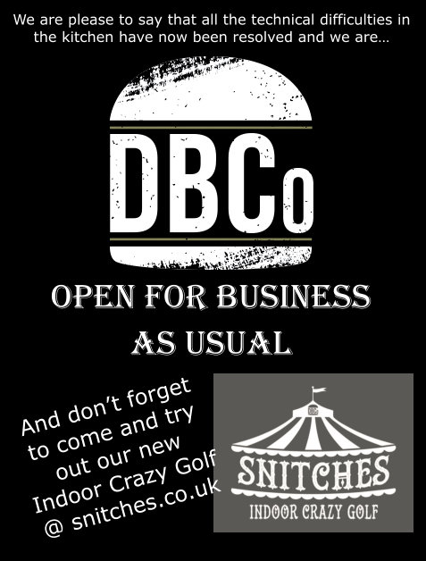 Snitches at The DBCo